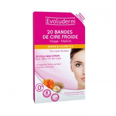 Cold Wax Strips - Evoluderm