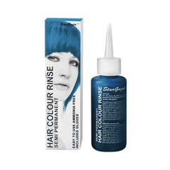 Semi Permanent Hair Dye Soft Blue