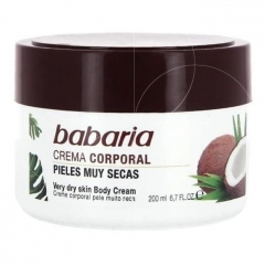 Coconut Body Cream - Babaria