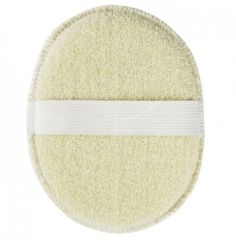 Face sponge in organic cotton