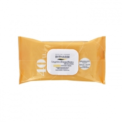 FACE-EYE MAKE-UP REMOVING WIPES - SENSITIVE SKIN X40 - Byphasse