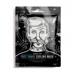 Post Shave Cooling Mask with Anti-Ageing Collagen - Barber Pro