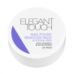 Nail Polish Remover Pads - Elegant Touch