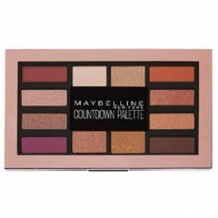 Eyeshadow palette - Countdown - Maybelline