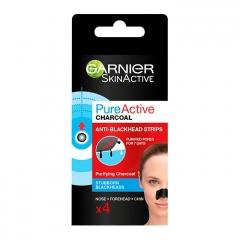Pure Active Intensive Anti Blackhead Charcoal Nose Strips  - Garnier