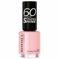 Rimmel 60 Seconds Super-Shine Nail Polish (All Nails On Deck)