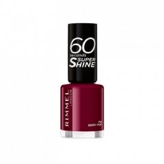 Rimmel 60 Seconds Super-Shine Nail Polish (Berry Pop)