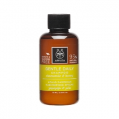 Gentle Daily Shampoo - Chamomile & Honey - Apivita